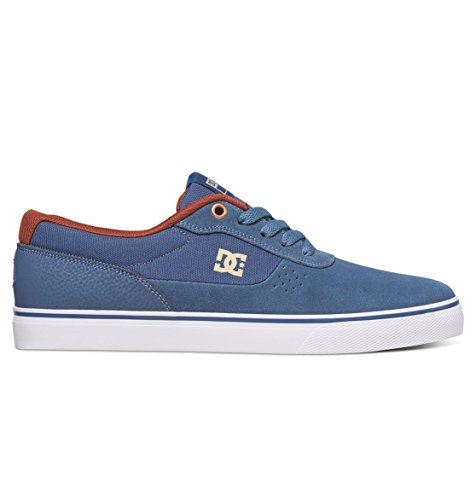 DC Shoes - DC Argosy Vulc Shoes - Black/Camo Vintage Indigo