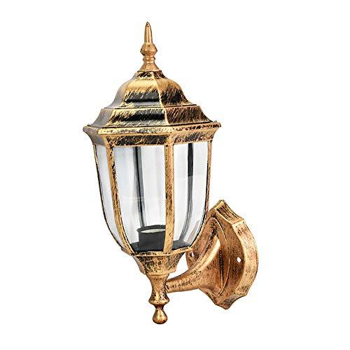 Lámpara de pared - Iluminación de jardín exterior de jardín impermeable al...