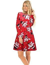 997dea11ac19 Amazon.it  Vestiti - Donna  Abbigliamento  Sera e Cerimonia ...