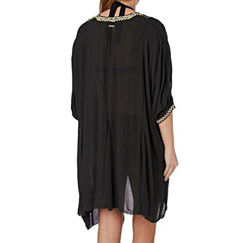 Billabong -  Vestito  - Donna Nero - largo nero