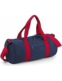 Bag-base - sac de voyage léger en toile - BG140 (Noir / graphite)