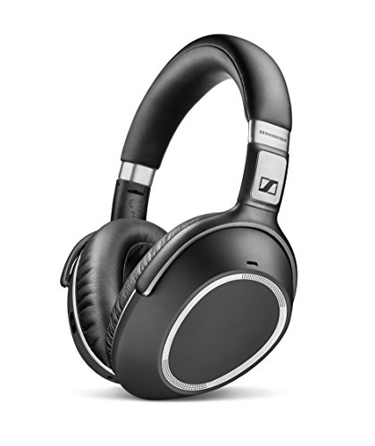 Sennheiser PXC 550 Wireless NoiseGard Adaptive Noise Cancelling, Bluetooth Headphone with Touch Sensitive Control and 30-Hour Battery Life - Black Best Price and Cheapest