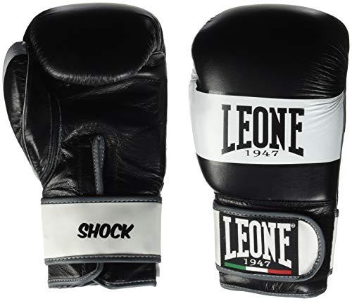 49dcfb8298d LEONE 1947 GN047 SHOCK Gants de boxe - noir - 10 oz