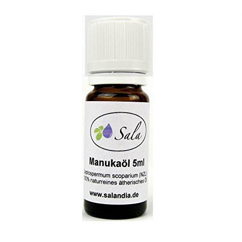 Sala Manukaöl ätherisches Öl naturrein 5 ml