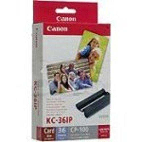 Preisvergleich Produktbild Canon original - Canon Selphy CP 1200 (KC-36 IP / 7739 A 001) - Tinte - 36 Seiten