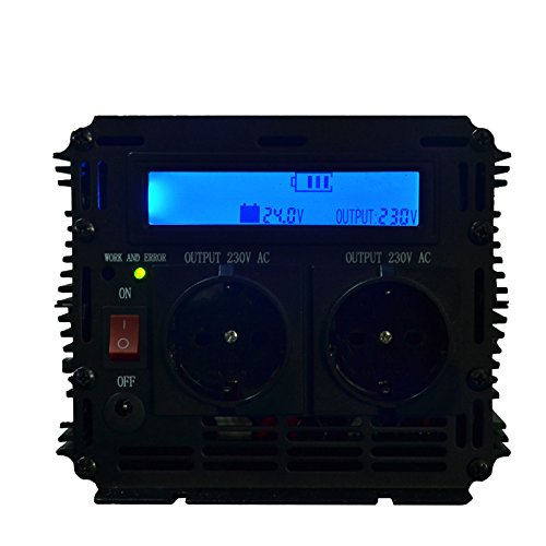 Generic Onduleur 2000 W Convertisseur de tension DC 24 V sur AC 230 V prêt à acheter