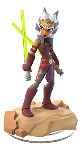 Disney Infinity 3.0 Edition: Star Wars Ahsoka Tano Single Figure (No Retail Package) by Disney Infinity