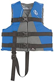 Stearns Watersport Classic Child's Life Jacket, Blue (Fits 30-50