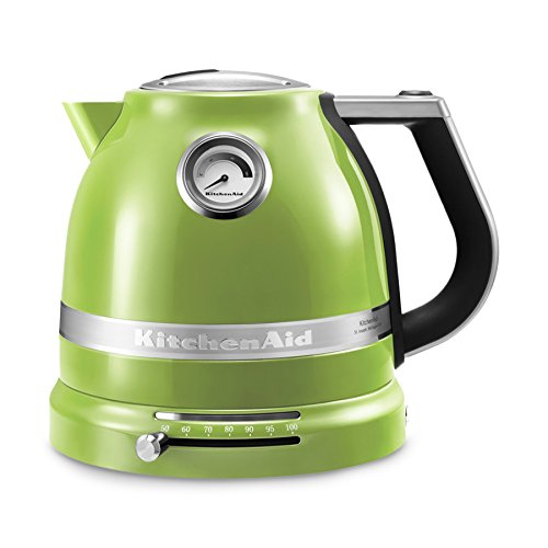 Kitchenaid 5KEK1522EGA 5KEK1522E Wasserkocher, Aluminium, 6 liters, grün