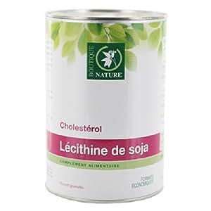 Lécithine de Soja - Granulés - Format Eco