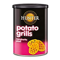 Hunter Potato Grills Margherita Pizza - 100gm