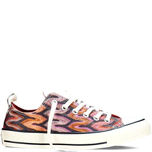 Converse Unisex – Adulto Zzz scarpe sportive Giallo-Nero