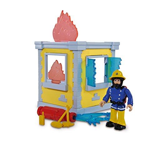 feuerwehrmann sam elvis figur Feuerwehrmann Sam 109251052 - Kleiner Trainings-Turm mit Figur