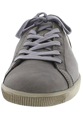 Softinos Tom Washed, chaussons d'intérieur homme Taupe