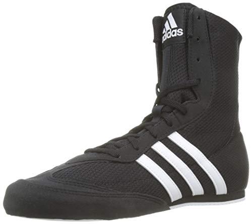 adidas Box Hog 2 Ba7928, Scarpe da Boxe Uomo, Nero Schwarz, 40 2/3 EU