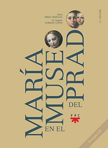 María En El Museo Del Prado (Fc (ppc)) por Alicia Pérez Tripiana
