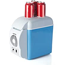lzndeal frigorífico Eléctrico Portátil de frigorífico de Coche de frigorífico ...