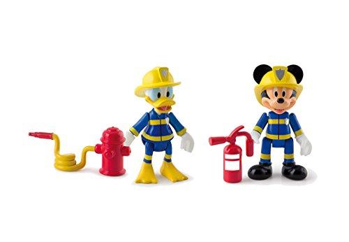 Mickey-mouse-zahlen (Mickey Mouse Club House–Mickey und Donald Notfall Zahlen (2Stück))