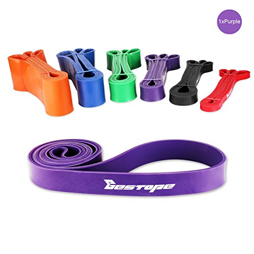 Resistance Band Surenhap Fitnessbänder Trainingsbänder Widerstand-Bänder Premium Latex Pull Up Strap Training Loop CrossFit-band für Stärke Gewichtstraining und Yoga Gewicht-widerstand-bänder