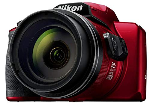 Nikon Coolpix B600 16.0 MP Point-and-Shoot Digital Camera with 60x...