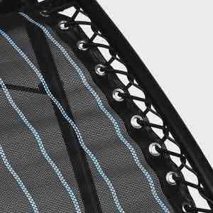 LAFUMA Gummischnur Ersatzschnur mit Endkappen weiß für RSX, Farbe weiß