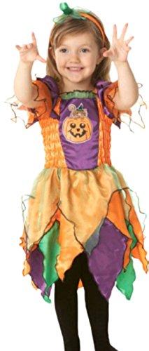 erdbeerloft - Mädchen Hexen Kostüm, Halloween, 2-teilig, 2-3 Jahre, (Dunkle Märchen Kostüm)