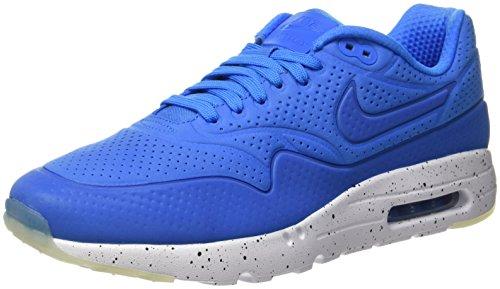 Nike Herren Air Max 1 Ultra Moire Turnschuhe, Azul (Azul (Photo Blue/Photo - Moire Ultra Nike