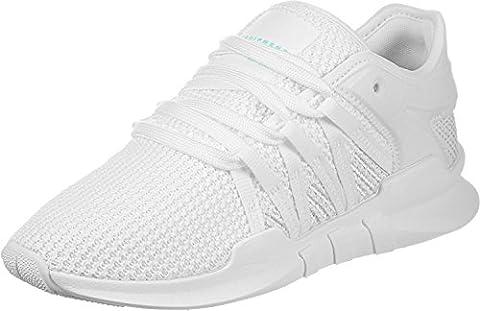 adidas Eqt Racing Adv W, Chaussures de Fitness Femme, Multicolore-Blanc/Gris