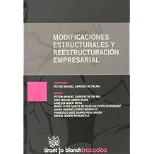 Modificaciones estructurales y reestructuración empresarial