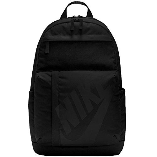 Nike Sportswear Elemental Rucksack, Black/Anthracite, 13 x 34 x 47 cm Nike Sport Rucksack