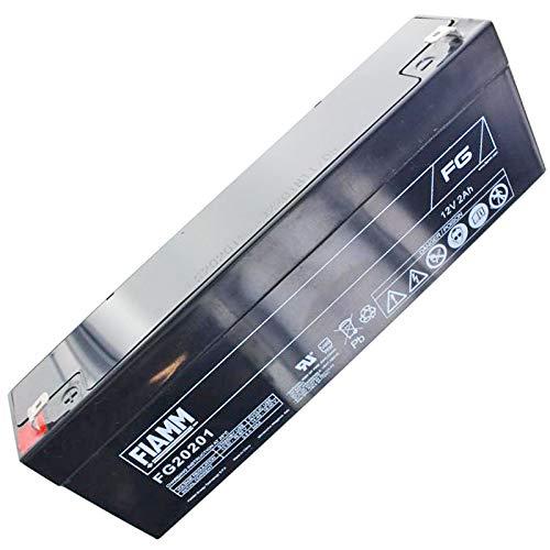 Preisvergleich Produktbild FIAMM BLEIGELAKKU / BLEIAKKU / BATTERIE 12V 2Ah FG 20201