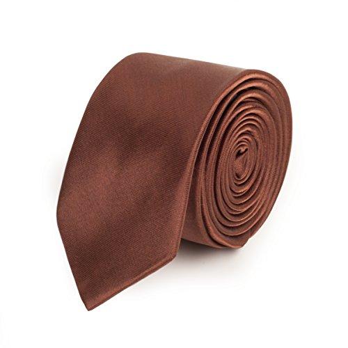 Vivente Vivo - Corbata - para hombre marrón claro talla única