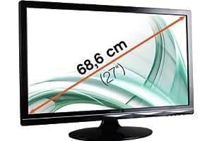 "Essentiel B Photo 27 Gamer Ecran PC Ecran LCD 27 "" 300 cd/m² Noir"