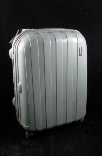 """pratiquement Indestructible bagages bagages x """"– 66cm (66cm) Gris rigide Face en polypropylène léger à roulettes–Livraison le Jour Suivant * * * * * * * *"""
