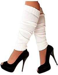krautwear® pour Femme – Jambières Jambières Guêtres overknees gestrickte ... a129f520639