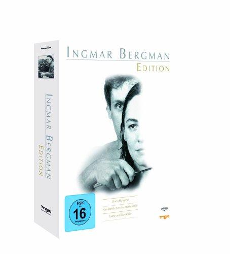 Ingmar Bergman Edition ( Das Schlangenei / Aus dem Leben der Marionetten / Fanny und Alexander inkl. TV-Langfassung) [5 DVDs]: Alle Infos bei Amazon