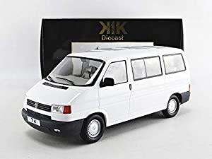 Kk Scale Models 180262W - Coche en Miniatura, Color Blanco