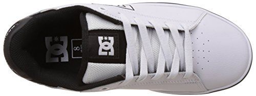 DC Universe Notch M Shoe Herren Low-Top Weiß (Wht)
