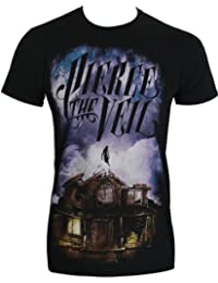 Official T Shirt PIERCE THE VEIL Collide With The Sky Album Cover XL
