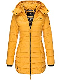 best website d8c9d 45919 Suchergebnis auf Amazon.de für: damen mantel gelb - Marikoo ...