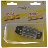 Pearl PWN713 Boite à fusibles compacte 4 voies