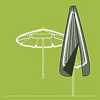 Siena Garden Housses et housse de protection avec tige, tissu en polyester Oxford, 3–3, 5m, anthracite/gris