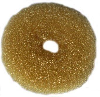 Top Brand - Bun Utiles Faire Ring / Shaper Pain Accessoire Cheveux Bnwt Couleur Blonde. Facile À Utiliser Pour Cheveux Remontés En Chignon Parfait À Chaque Fois