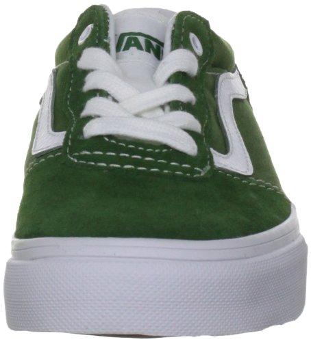 Vans - Sneaker Milton, Unisex - bambini verde (Artichoke/White)