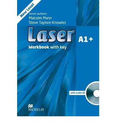 [(Laser A1+: Workbook with Key Pack)] [ By (author) Steve Taylore-Knowles, By (author) Malcolm Mann ] [March, 2012]