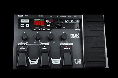 Nux Mfx-10 Multi-Fx Pedal für digitale