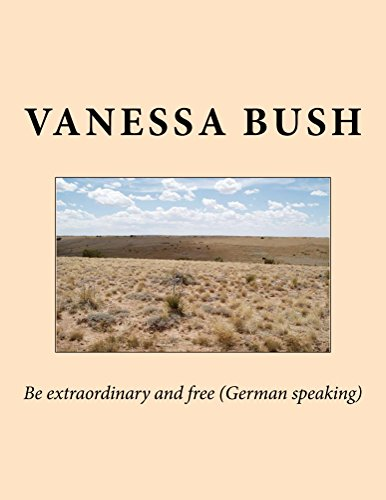 Be extraordinary and free for German speaking