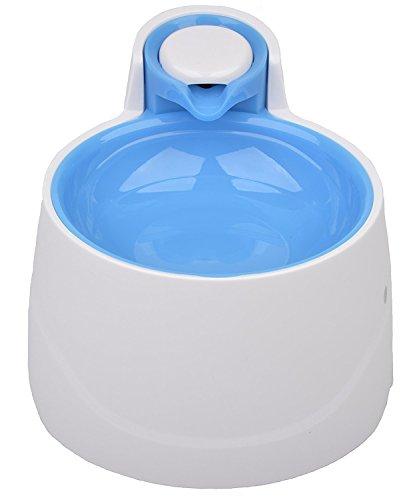 EFGUFHC Automatische pet wasser-brunnen, Hohe kapazität Filter-brunnen, Geeignet für kleine und mittelgroße haustiere-C (Pet-gefiltert-wasser-brunnen)