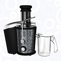 Nikai Juice Extractor - Family Friendly Size, Silver, NJ9600