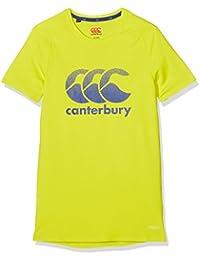 Canterbury Boys Vapodri Poly Rugby T-Shirt